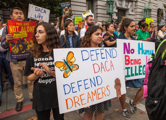 Wikimedia Commons Daca Dreamers Rally
